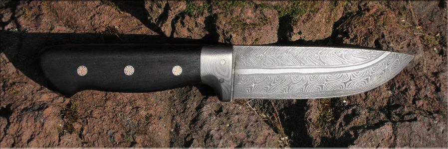 Jagdmesser selbst schmieden
