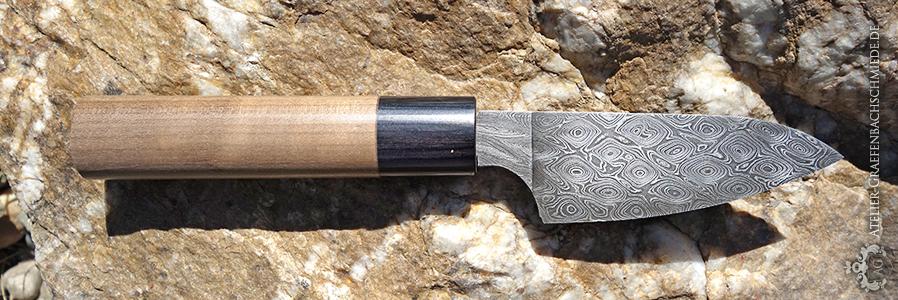 Schmiedekurs Damast-Küchenmesser/ Japanisches Messer