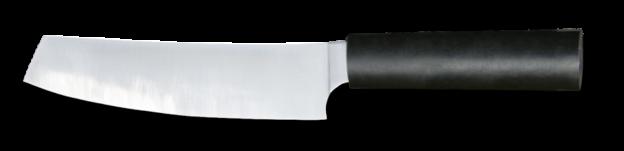 japanisches Küchenmesser aus Schmiedekurs
